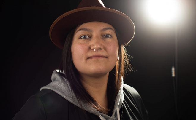 "A Journey to What Matters- ""Native Artist"" Explores Identity and Lost History"