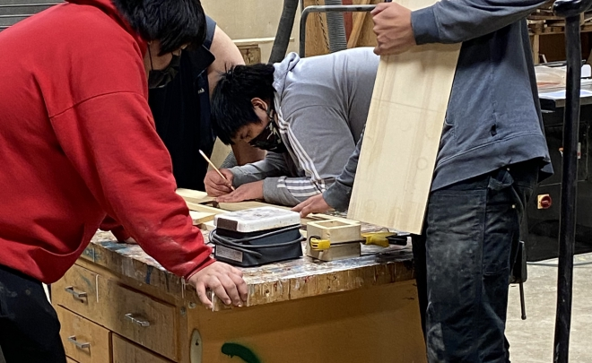 A Journey To What Matters and ASCA Partnership- ARTShops 2020 Bentwood Box Making Class