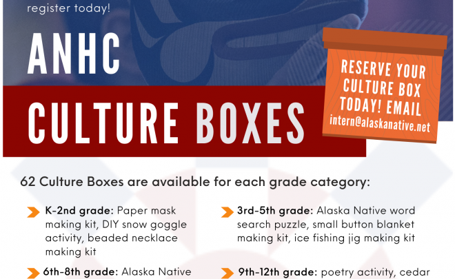 A Journey to What Matters- Culture Box: Art Kits for Youth